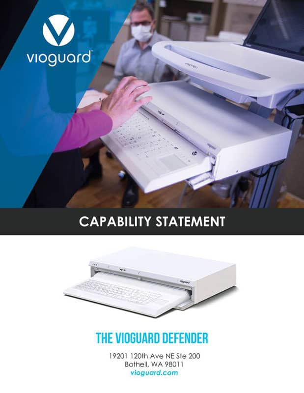 Vioguard Capability Statement